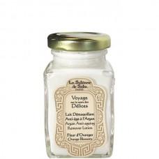 La Sultane de Saba ARGAN Anti-Ageing Remover Lotion - Молочко очищающее для лица АРГАН/АПЕЛЬСИНОВЫЕ ЦВЕТЫ 100мл