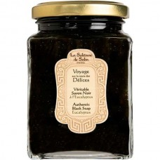 La Sultane De Saba Authentic Black Soap Eucalyptus - Черное мыло для лица и тела ЭВКАЛИПТ 5000мл
