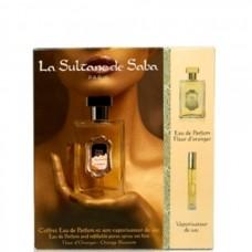 La Sultane de Saba Gift Set ORANGE BLOSSOM - Парфюмерный набор Путешествие в мир сладких грез АПЕЛЬСИНОВЫЕ ЦВЕТЫ 50 + 10мл