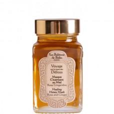 La Sultane de Saba ROSE Healing Honey Mask - Маска тонизирующая с МЁДОМ 300мл