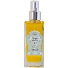 La Sultane de Saba Voyage Iles Beauty Oil - Парфюмированное масло для тела, волос, массажа и ванны ЦВЕТЫ ТИАРЕ 1000мл