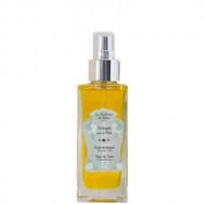 La Sultane de Saba Voyage Iles Beauty Oil - Парфюмированное масло для тела, волос, массажа и ванны ЦВЕТЫ ТИАРЕ 100мл