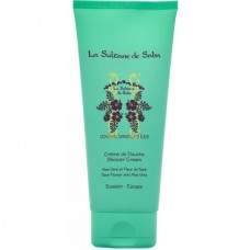 La Sultane de Saba Voyage Iles Shower Cream - Крем-гель для душа АЛОЭ ВЕРА и ЦВЕТЫ ТИАРЕ 200мл
