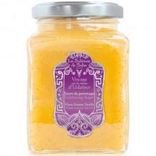 La Sultane de Saba Voyage India Sugar Scrub - Сахарный гоммаж для тела МУСКУС/ЛАДАН/ВАНИЛЬ 1000мл
