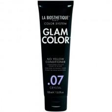 LA BIOSTHETIQUE GLAM COLOR No Yellow Conditioner .07 Crystal - Кондиционер для окрашенных волос 150мл