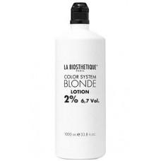 LA BIOSTHETIQUE BLONDE LOTION 2% - Окислительная эмульсия лосьон 2%, 1000мл