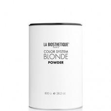 LA BIOSTHETIQUE BLONDE POWDER - Обесцвечивающая пудра для максимального и бережного осветления 800гр