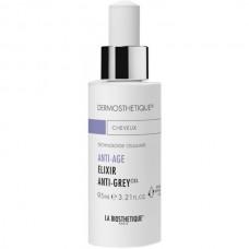 LA BIOSTHETIQUE DERMOSTHETIQUE ANTI AGE Elixir Anti-Grey - Клеточно-активный лосьон для кожи головы против появления седины 95мл
