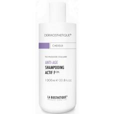 LA BIOSTHETIQUE DERMOSTHETIQUE ANTI AGE Shampooing ACTIF F - Шампунь Антивозрастной клеточно-активный для тонких волос 1000мл