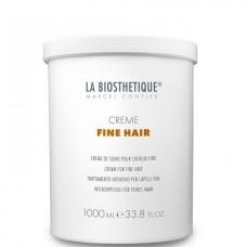 LA BIOSTHETIQUE FINE HAIR Creme - Кондиционер-маска для тонких волос 1000мл
