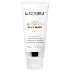 LA BIOSTHETIQUE FINE HAIR Mask Tricoprotein - Увлажняющая маска для сухих волос с мгновенным эффектом 100мл