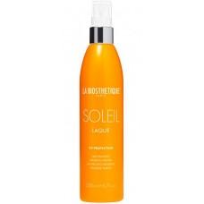 LA BIOSTHETIQUE SOLEIL Laque - Неаэрозольный лак для волос с водостойкими УФ-фильтрами широкого спектра 200мл