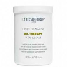 LA BIOSTHETIQUE Hair Care OIL THERAPY Vital Cream - Маска для интенсивного востановления поврежденных волос фаза 2, 1000мл