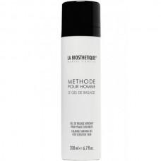 LA BIOSTHETIQUE METHODE POUR HOMME Le Gel de Rasage - Успокаивающий Гель для идеально гладкого бритья 200мл