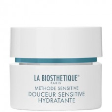 LA BIOSTHETIQUE METHODE SENSITIVE Douceur Sensitive Hydratante - Крем успокаивающий для увлажнения и восстановления баланса обезвоженной чувствительной кожи 200мл