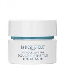 LA BIOSTHETIQUE METHODE SENSITIVE Douceur Sensitive Hydratante - Крем успокаивающий для увлажнения и восстановления баланса обезвоженной чувствительной кожи 50мл