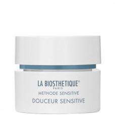 LA BIOSTHETIQUE METHODE SENSITIVE Douceur Sensitive - Крем успокаивающий для восстановления липидного баланса сухой чувствительной кожи 50мл