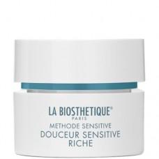 LA BIOSTHETIQUE METHODE SENSITIVE Douceur Sensitive Riche - Крем интенсивный успокаивающий для очень сухой Чувствительной кожи 200мл