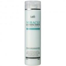 La'dor MIRACLE SOOTHING SERUM - Сыворотка для сухих и поврежденных волос с термозащитой 250мл