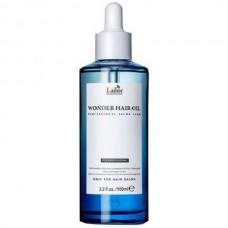 La'dor WONDER HAIR OIL - Увлажняющее масло для восстановления и блеска волос 100мл