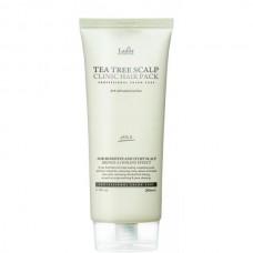 La'dor TEA TREE SCALP CLINIC HAIR PACK pH 5.0 - Маска для волос и кожи головы с чайным деревом 200мл