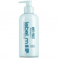 label.m ANTI-FRIZZ Shampoo - Разглаживающий шампунь 300мл