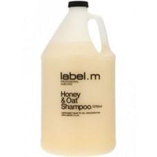 label.m Cleanse Honey&Oat Shampoo - Шампунь Питательный Мёд и Овёс 3750мл