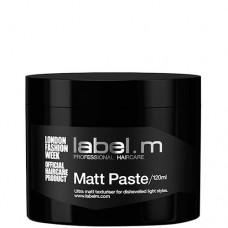 label.m Complete Matt Paste - Паста Матовая 120мл