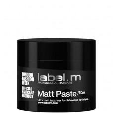label.m Complete Matt Paste - Паста Матовая 50мл