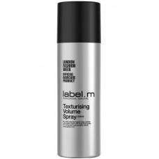 label.m Complete Texturising Volume Spray - Спрей Текстурирующий для Объема 200мл