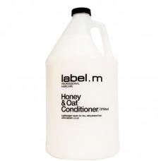 label.m Condition Honey&Oat Conditioner - Кондиционер Питательный Мёд и Овёс 3750мл