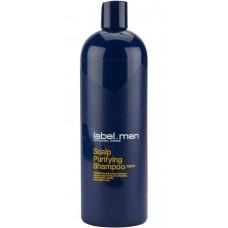 label.men Scalp Purifying Shampoo - Шампунь для Очищения Кожи Головы 1000мл