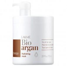 LAKME k.therapy Bio Argan Oil Hydrating Mask - Аргановая увлажняющая маска 1000мл