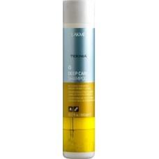 LAKME TEKNIA Deep Care Shampoo - Шампунь восстанавливающий для сухих волос 300мл