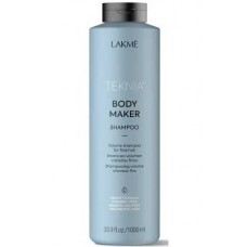 LAKME TEKNIA NEW! BODY MAKER SHAMPOO - Шампунь для придания объема волосам 1000мл
