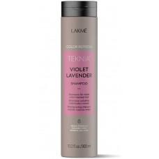 LAKME TEKNIA NEW! COLOR REFRESH VIOLET LAVENDER SHAMPOO - Шампунь для обновления цвета фиолетовых оттенков волос 300мл