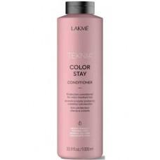 LAKME TEKNIA NEW! COLOR STAY CONDITIONER - Кондиционер для защиты цвета окрашенных волос 1000мл
