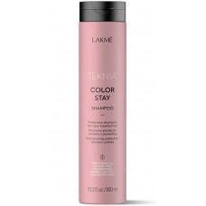 LAKME TEKNIA NEW! COLOR STAY SHAMPOO - Бессульфатный шампунь для защиты цвета окрашенных волос 300мл