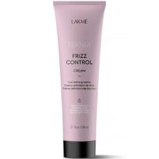 LAKME TEKNIA NEW! FRIZZ CONTROL CREAM - Крем для волос, подчеркивающий кудри 150мл