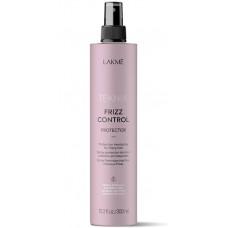 LAKME TEKNIA NEW! FRIZZ CONTROL PROTECTOR - Спрей для термозащиты волос 300мл