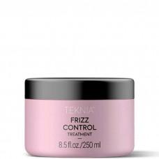 LAKME TEKNIA NEW! FRIZZ CONTROL TREATMENT - Дисциплинирующая маска для непослушных или вьющихся волос 200мл