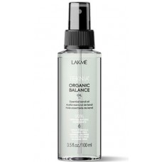 LAKME TEKNIA NEW! ORGANIC BALANCE OIL - Эфирное масло кенди для питания и смягчения волос и кожи 100мл