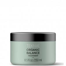 LAKME TEKNIA NEW! ORGANIC BALANCE TREATMENT - Интенсивная увлажняющая маска для всех типов волос 250мл