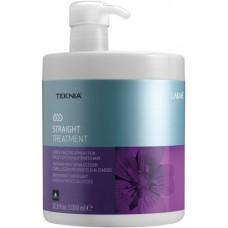 LAKME TEKNIA Straight Treatment - Маска для химически выпрямленных волос 1000мл