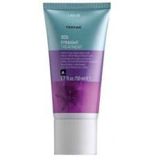LAKME TEKNIA Straight Treatment - Маска для химически выпрямленных волос 50мл
