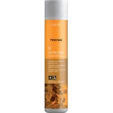 LAKME TEKNIA Ultra Gold Shampoo - Шампунь для поддержания оттенка Золотистый 100мл