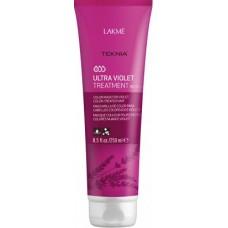 LAKME TEKNIA Ultra Violet Treatment - Маска для поддержания оттенка Фиолетовый 250мл