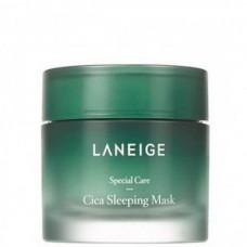 LANEIGE Cica sleeping mask - Маска ночная успокаивающая 60мл