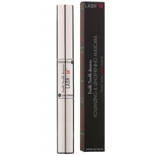 LASHEM Double Trouble Mascara Volumizing & Lengthening Mascara - Тушь для ресниц 2-в-1 на основе сыворотки для роста с пептидами 2 х 5мл