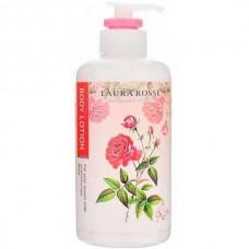 LAURA ROSSE Body Lotion ROSE - Лосьон-молочко для тела ароматерапия РОЗА 500мл